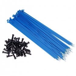 34r spokes blue 184mm