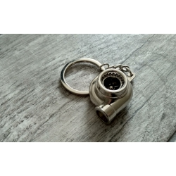 Turbocharger keychain