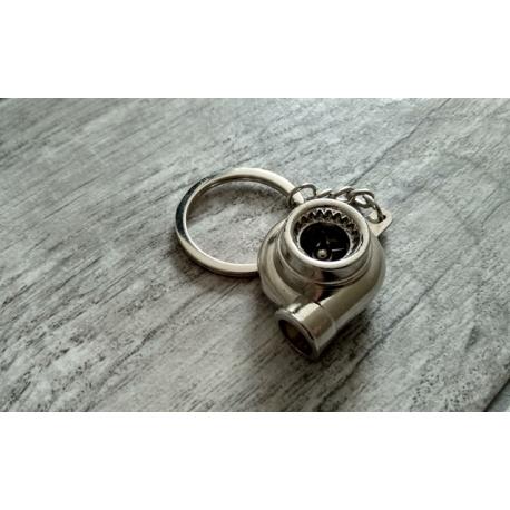 Turbocharger keychain