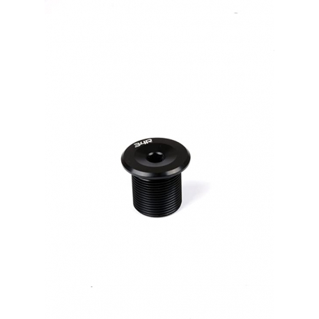 34R black fork top cap