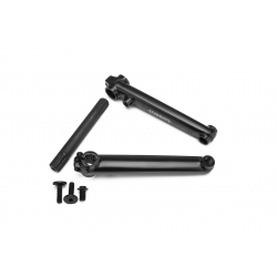 Mission transit V2 cranks black