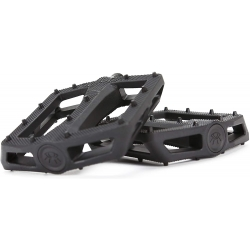 Cult dak pedals black
