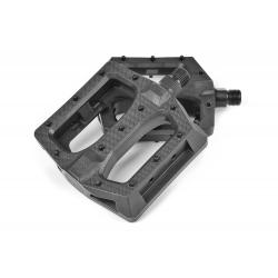 Salt + stealth pedals black