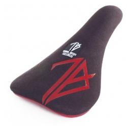 Tempered Pivotal Logo seat Black/Red