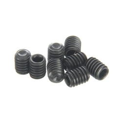 8pcs black pins