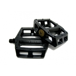 Animal Hamilton plastic pedals black