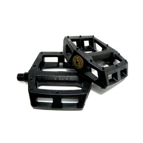 Animal Hamilton plastic pedals black