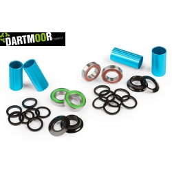 Dartmoor Pro mid bb 19mm black